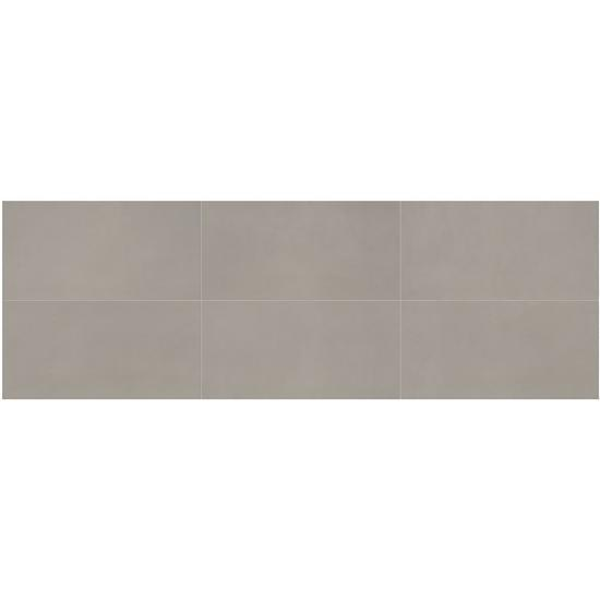 American Olean ColorBody Porcelain Mosaic with Stepwise Technology Tile, Neoconcrete Collection, Multi-Color, 12x24
