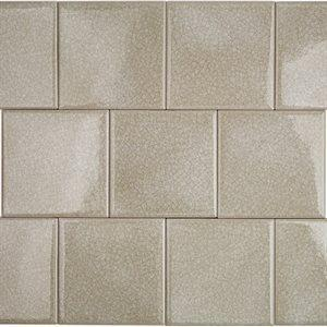 Soho Studio Glass Tile, Art Glass, 4x4 Tiles Soho Studio Brilliant White