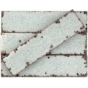 Soho Studio Marble Tiles, Bahari Brick, Multi-Color, 3x12