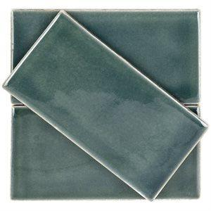 Soho Studio Ceramic Tiles, Baroque, Multi-Color, 3x6