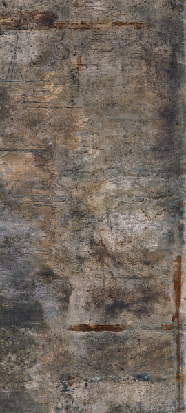 Fondovalle, Urban Craft Collection, Concrete Look, Porcelain Stoneware Slabs, Charcoal, Multi-size