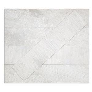 Soho Studio Closeout Tiles, Concreto Mix, Multi-Color, 8x36
