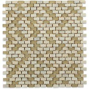 Soho Studio Closeout Tiles, Gem Pearl, 11x12