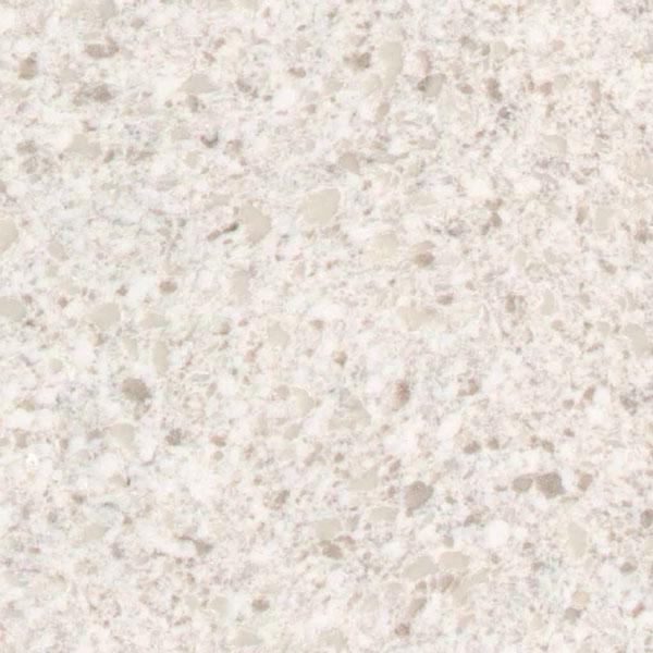 Viatara Counter Top, Closeup White Pearl Slabs Viatara