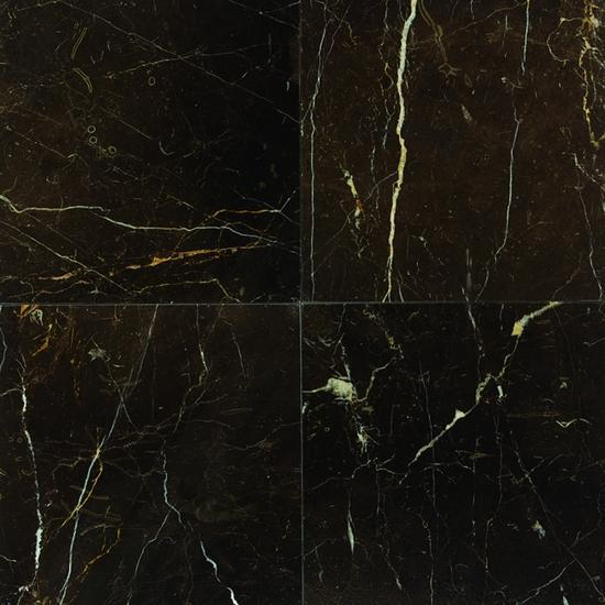 American Olean Natural Stone, Floor Tile, Marble Collection, Multi-Color, 12x12