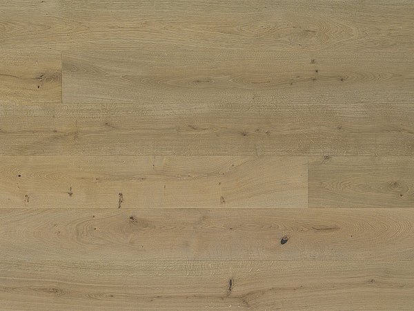 "Monarch Plank, Prefinished Hardwood, Domaine Collection, 6mm Top Layer, UV Oil Finish, Carnelle, 9-1/2"" x 8"""