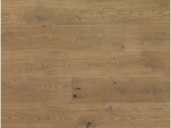 "Monarch Plank, Prefinished Hardwood, Domaine Collection, 6mm Top Layer, UV Oil Finish, Montrichard, 9-1/2"" x 8"""
