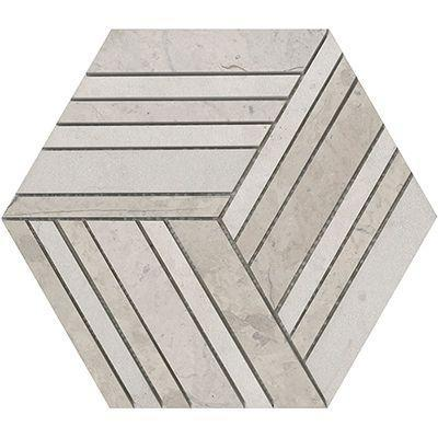 Porcelanosa Mosaics Tile, Form Hub, Multi-Color