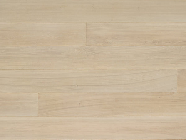 "Monarch Plank, Prefinished Hardwood, Forte Collection, 5mm Top Layer, UV Oil Finish, Bianco,8"" x 2-10"""