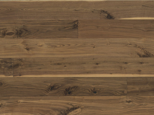 "Monarch Plank, Prefinished Hardwood, Forte Collection, 5mm Top Layer, UV Oil Finish, Noce, 8"" x 2-10"""