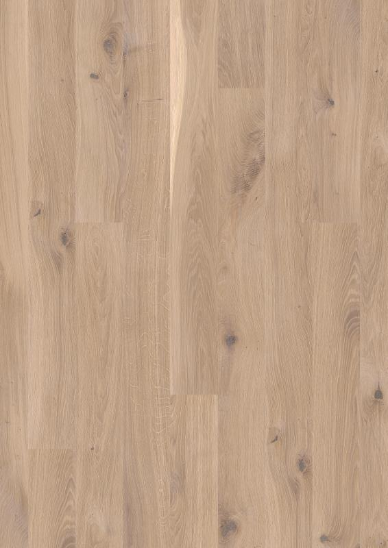 Boen Hardwood, Oak Vivo white Plank