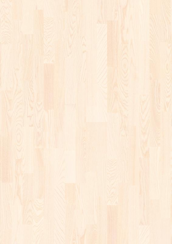 Boen Hardwood, Ash Polar 3strip