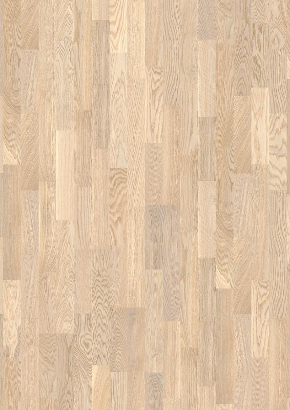 Boen Hardwood, Oak Concerto white 3strip Hardwood Boen