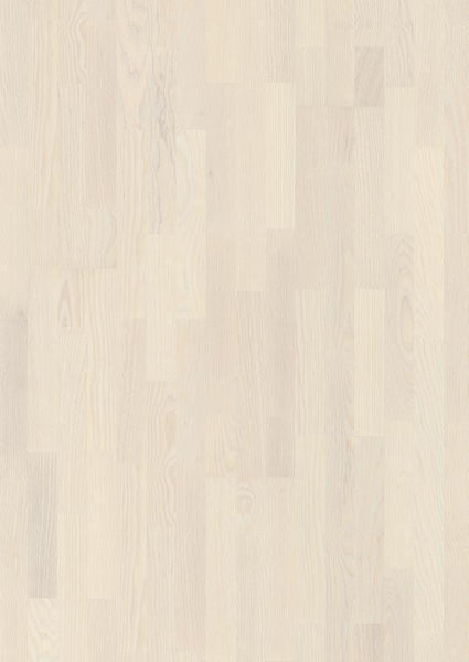 Boen Hardwood, Ash Andante white 3strip LP