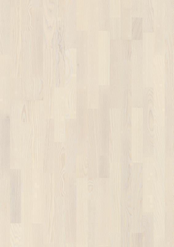 Boen Hardwood, Ash Andante white 3strip LP Hardwood Boen