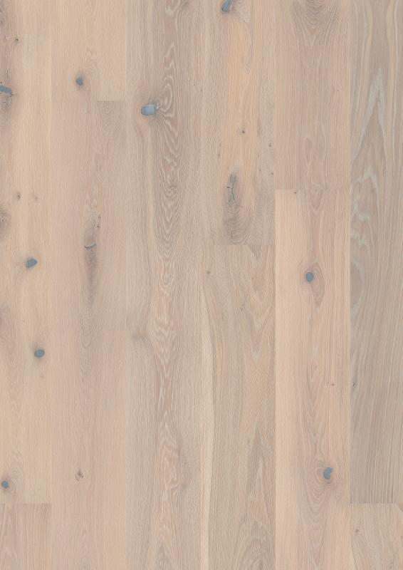 Boen Hardwood, Oak Pale White Castle Plank Hardwood Boen