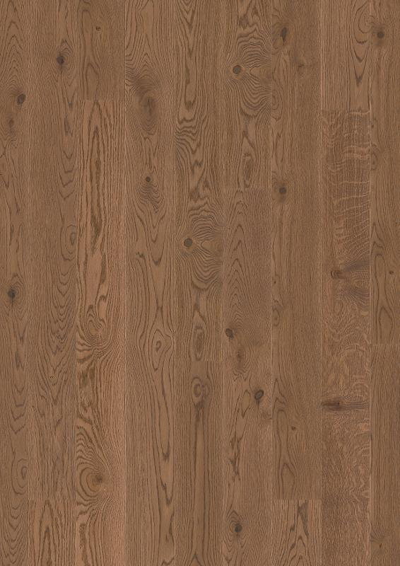 Boen Hardwood, Oak Ginger Brown plank Hardwood Boen