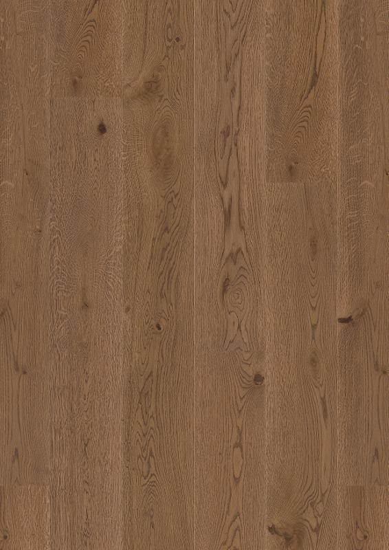 Boen Hardwood, Oak Ginger Brown Castle plank Hardwood Boen