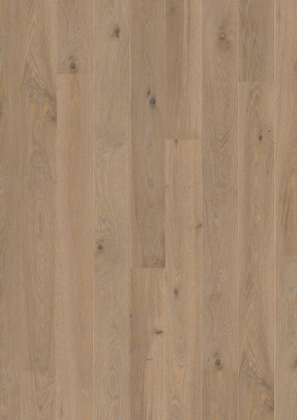 Boen Hardwood, Oak Warm Grey plank Hardwood Boen