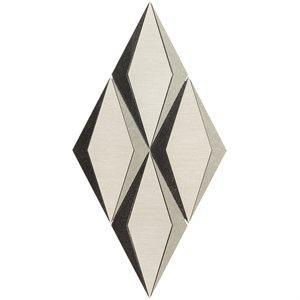 Soho Studio Porcelain Tiles, Gabardine By Stacy Garcia, Multi-Color, 12x11