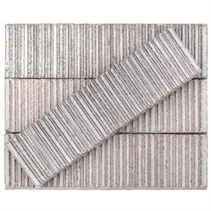 Soho Studio Field Tiles, Kayoki Upland, Multi-Color, 2x9