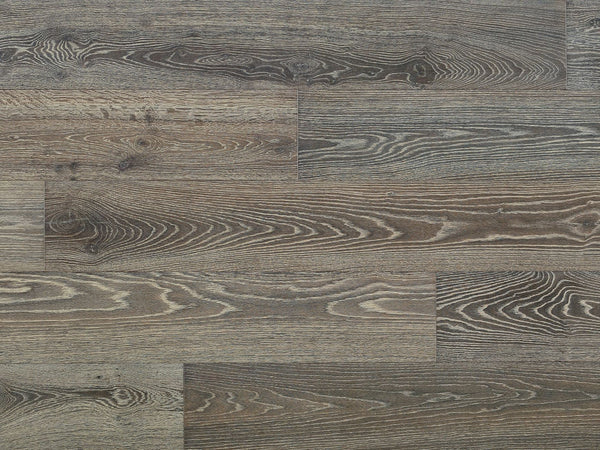 "Monarch Plank, Prefinished Hardwood, La Rue Collection, 4mm Top Layer, UV Oil Finish, Clery, 9-1/2"" x 74-3/4"""