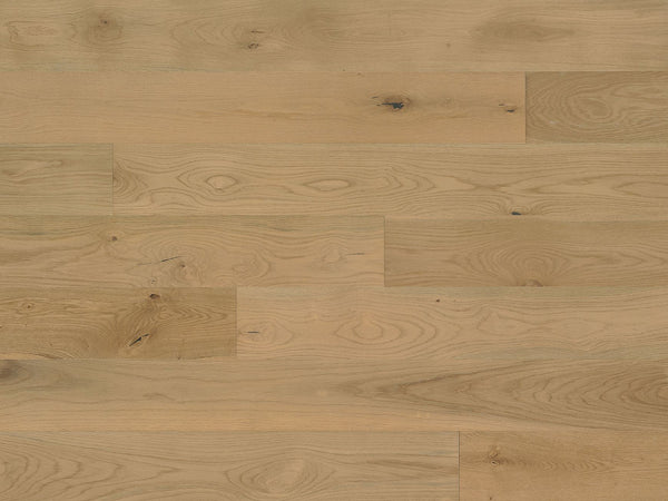 "Monarch Plank, Prefinished Hardwood, Lago Collection, 3mm Top Layer, Urethane Finish, Belviso, 7"" x 2-6"""
