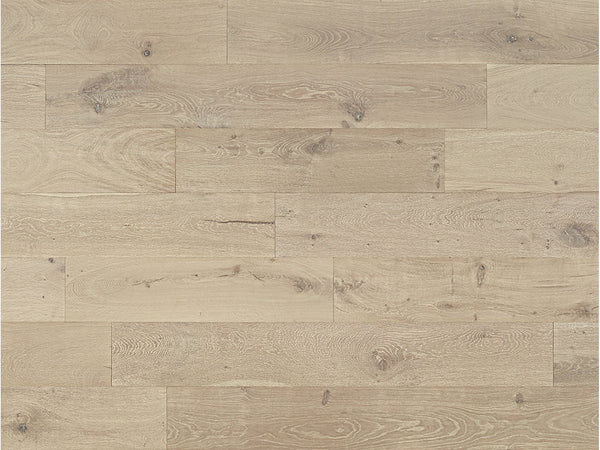 "Monarch Plank, Prefinished Hardwood, Lago Collection, 3mm Top Layer, Urethane Finish, Como, 7"" x 2-6"""
