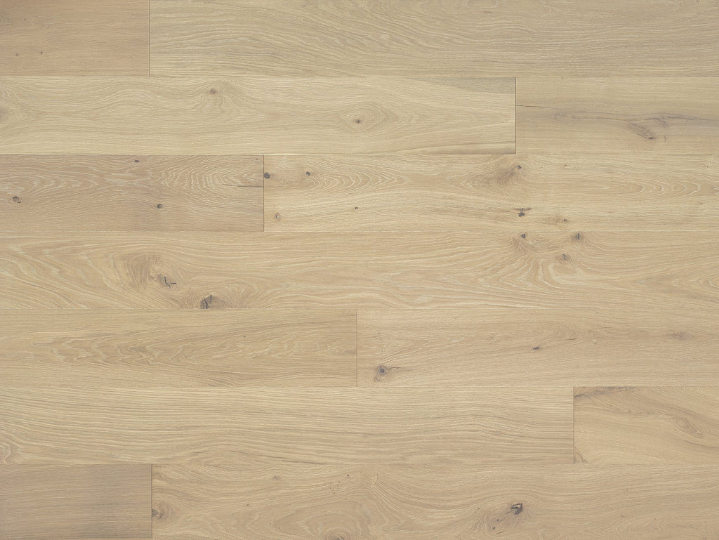 "Monarch Plank, Prefinished Hardwood, Lago Collection, 3mm Top Layer, Urethane Finish, Davero, 7"" x 2-6"""