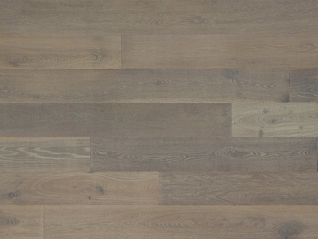"Monarch Plank, Prefinished Hardwood, Lago Collection, 3mm Top Layer, Urethane Finish, Torrentte, 7"" x 2-6"""