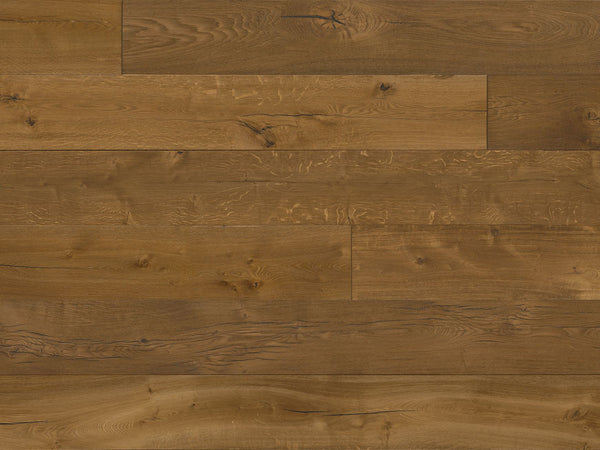 "Monarch Plank, Prefinished Hardwood, Manor Collection, 6mm Top Layer, UV Urethane, Hardwick, 9-1/2"" x 8"""