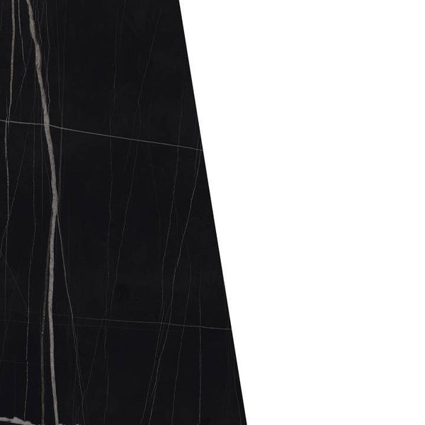 "Fondovalle, Match Collection, Match Look, Porcelain Stoneware Slabs, Infinito 2.0 Sahara Noir, 13.78"" x 9.84"""