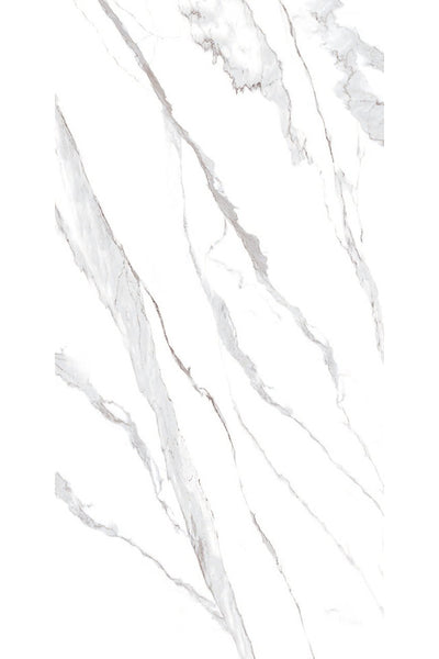 SinterClad, Porcelain Slab, Naturale Collection, Statuario Classico