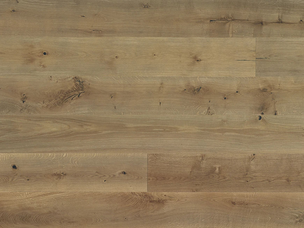 "Monarch Plank, Prefinished Hardwood, Navona Collection, 3.5mm Top Layer, Urethane Finish, Grano, 7-1/2"" x 8"""