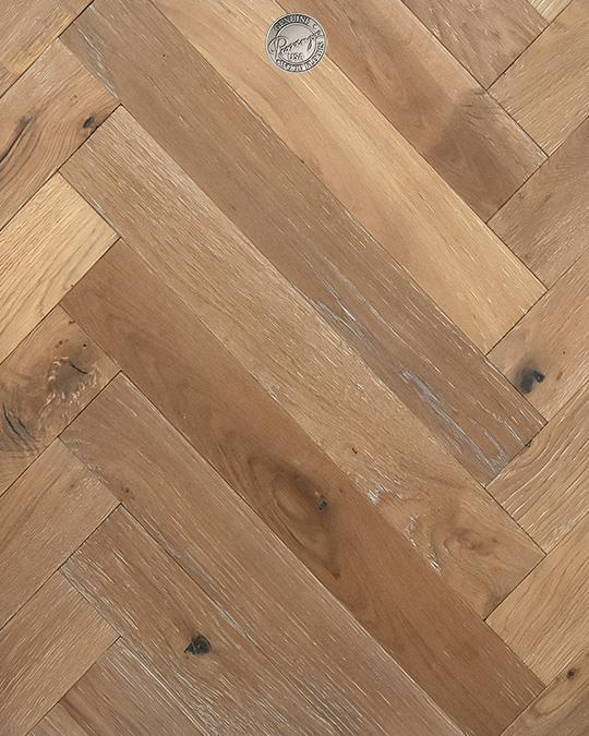 Provenza Hardwood Herringbone Reserve Collection, Sienna Sand