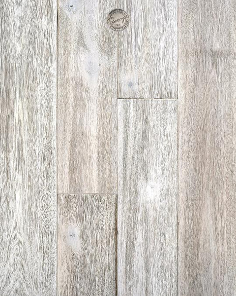 Provenza Hardwood Modern Rustic Collection, Oyster White Hardwood Provenza