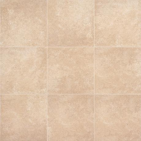 Marazzi Glazed Ceramic, Floor and Wall Tile , Province, Multi-Color