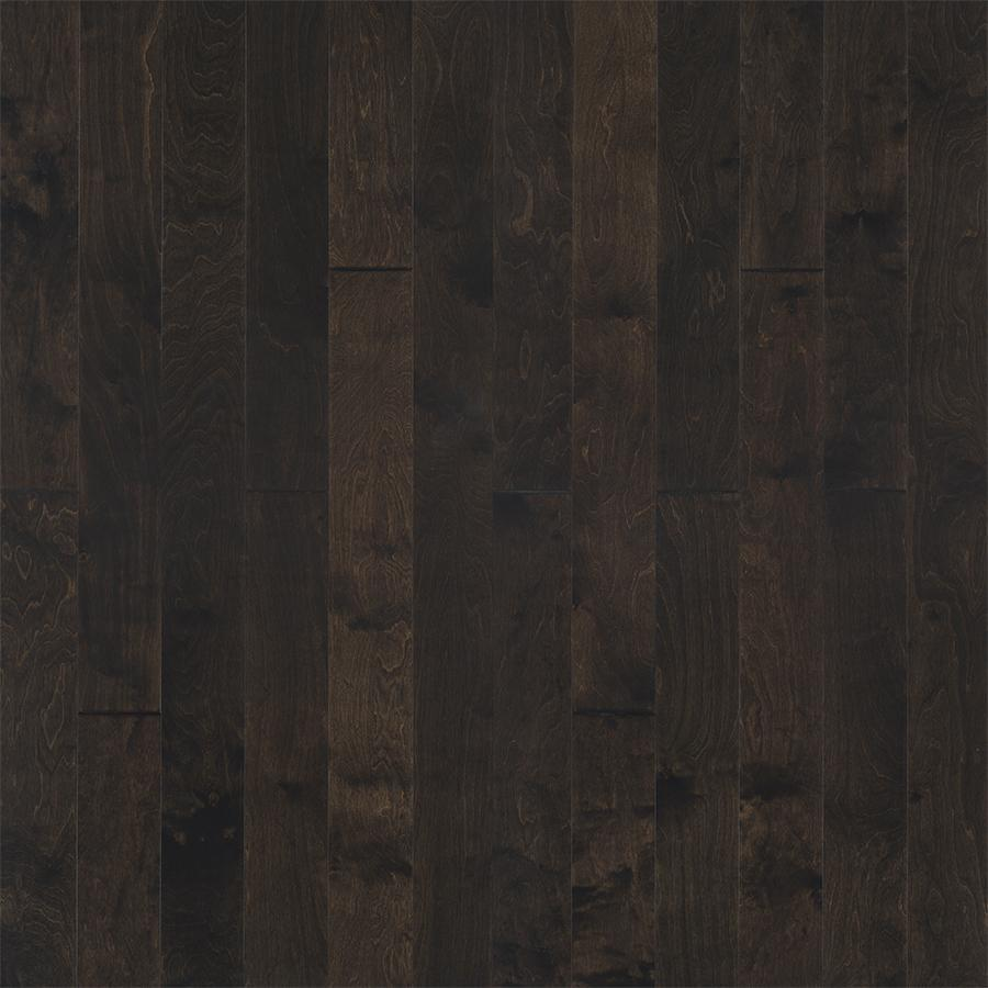 Hallmark Floors, Silverado Hardwood, Dark Chocolate Birch