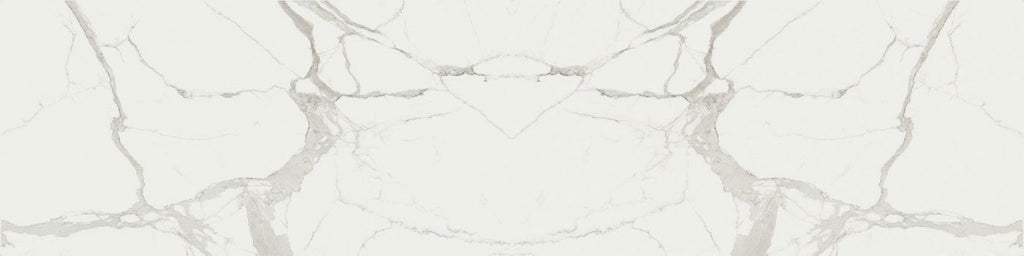 "Francini FORTE, Porcelain Slab, Marmo Inspired Collection, Statuario, 126"" x 63"""