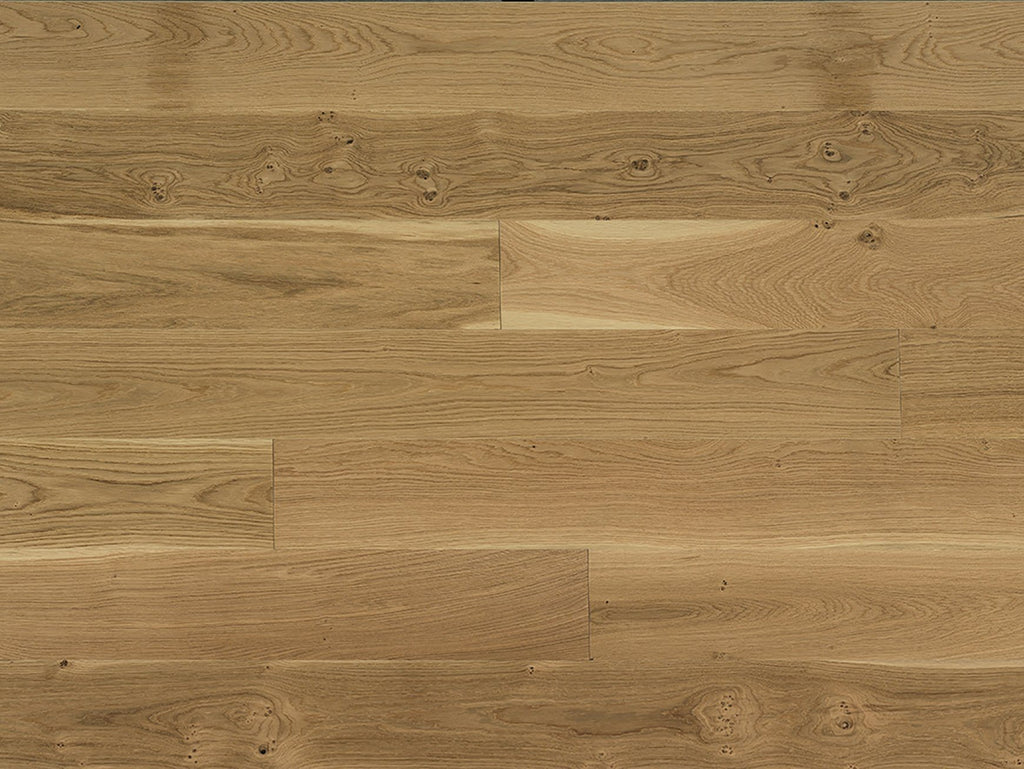 "Monarch Plank, Prefinished Hardwood, Storia II Collection, 2mm Top Layer, UV Oil Finish, Fiano, 7"" x 2-8"""