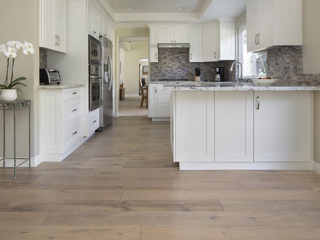 "Monarch Plank, Prefinished Hardwood, Storia II Collection, 2mm Top Layer, UV Oil Finish, La Lima, 7"" x 2-8"""