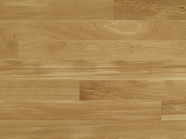 "Monarch Plank, Prefinished Hardwood, Storia II Collection, 2mm Top Layer, UV Oil Finish, Prima, 7"" x 2-8"""