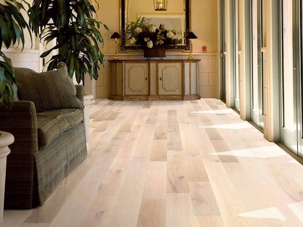 "Monarch Plank, Prefinished Hardwood, Storia II Collection, 2mm Top Layer, UV Oil Finish, Torano, 7"" x 2-8"""