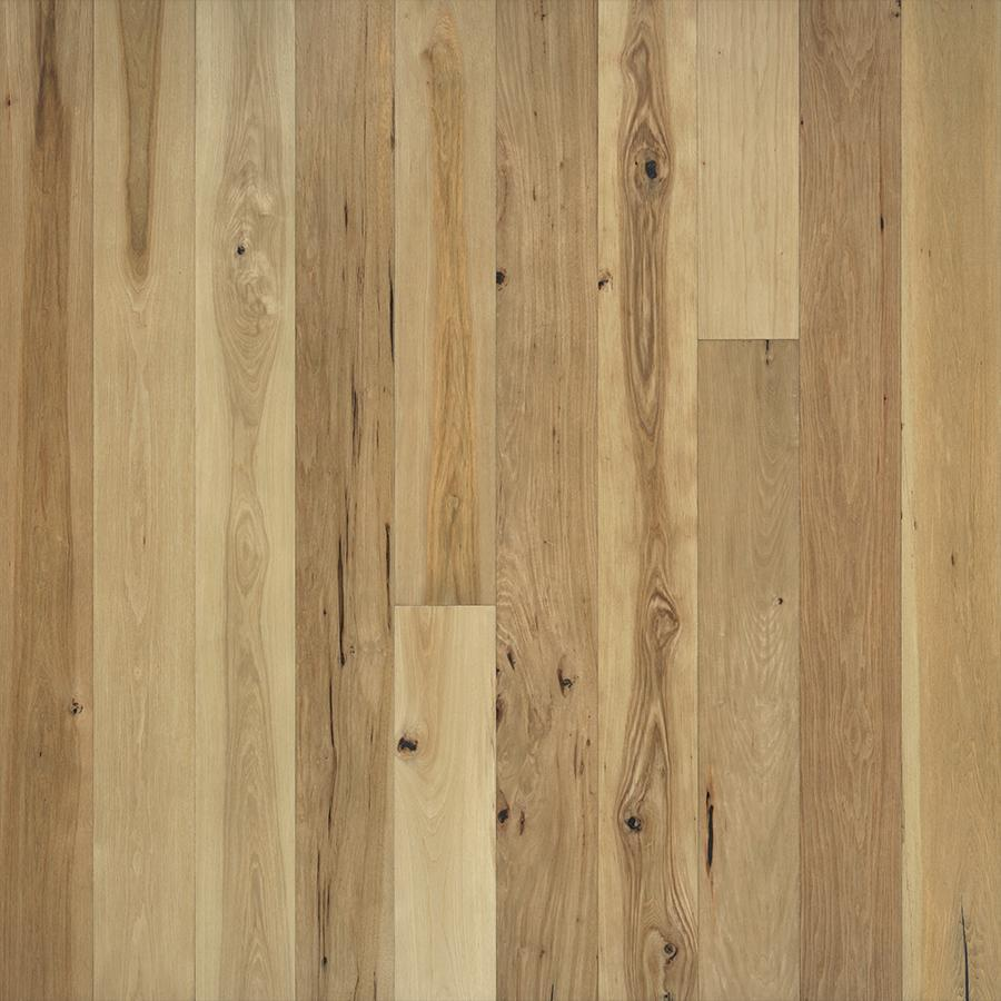 Hallmark Floors, True Hardwood Flooring Collection, Orange Blossom Hickory Hardwood Hallmark Floors