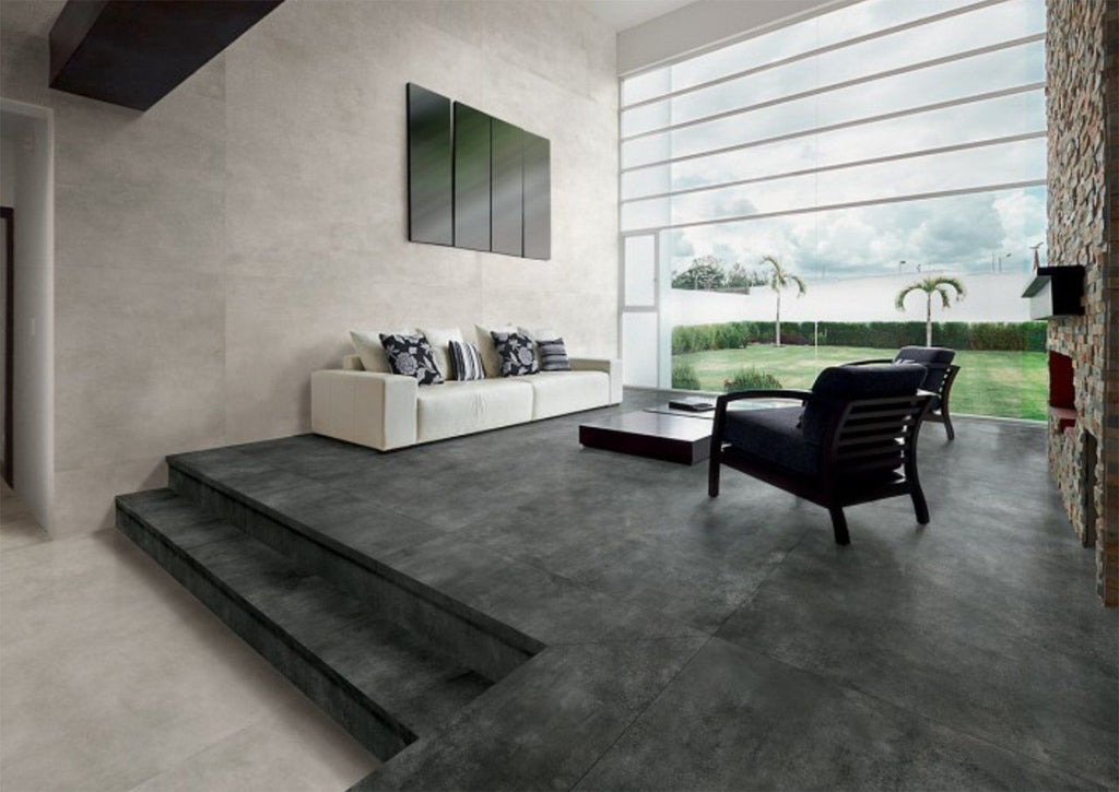 SinterClad, Porcelain Slab, Urbano Collection, Orizzonte Gris