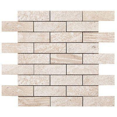 "Porcelanosa Mosaics Tile, World Amsterdam , Multi-Color Tiles Porcelanosa USA Brick Beige 12""*12"""