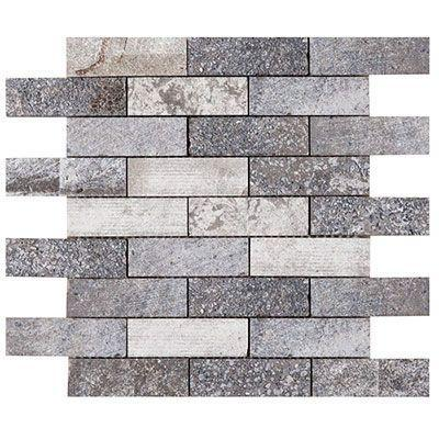 Porcelanosa Mosaics Tile, World Amsterdam, Multi-Color