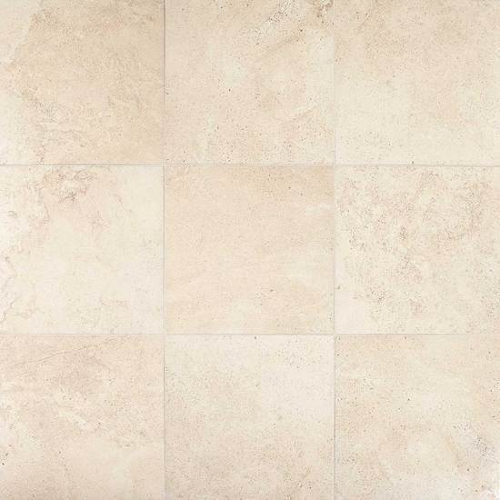 American Olean Glazed Ceramic Floor Tile, Abound Collection, Multi-Color, 18x18 Tiles American Olean Billow