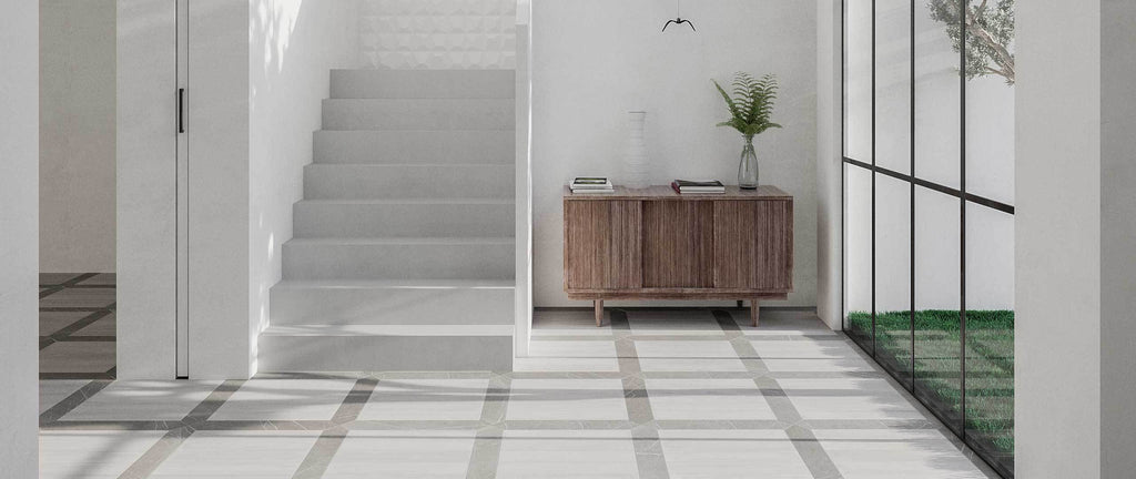 WOW Floor & Wall Tiles, Love Affairs Collection, Petra Crayon, Multi Color