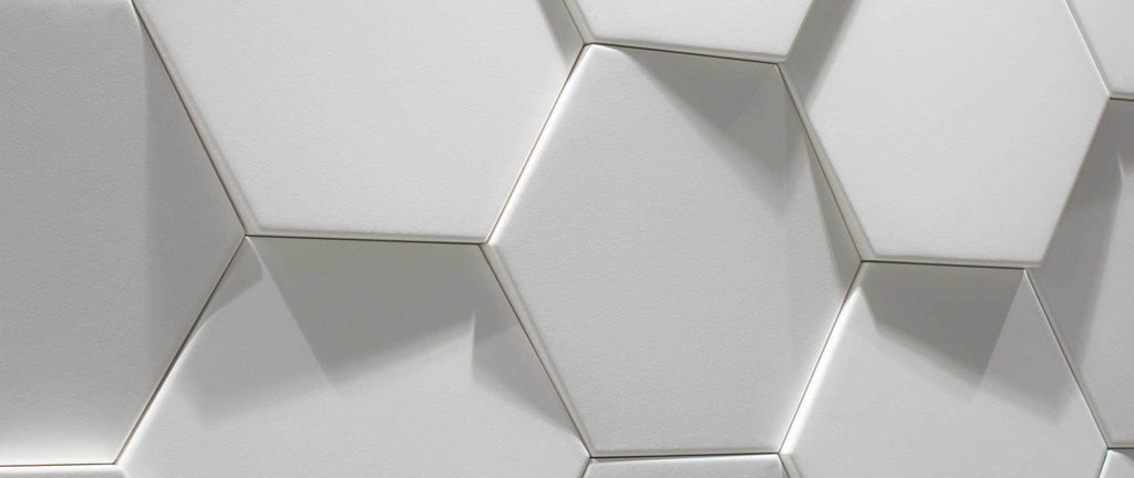 WOW Wall Tiles, Wow Collection, Hexa, Multi Color